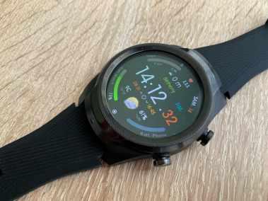 image Test de la montre connectée Ticwatch Pro 4GLTE de Mobvoi 10