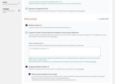 image WP Rocket découverte et test du plugin de cache pour Wordpress 13