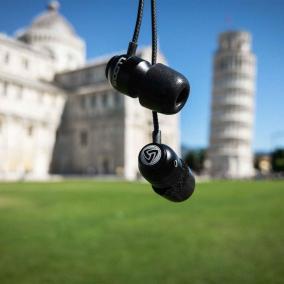 image Concours twitter pour gagner 3 paires d'écouteurs intra Ludos 4