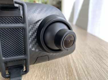 image Test dashcam rétroviseur a écran tactile avec caméra de recul 7