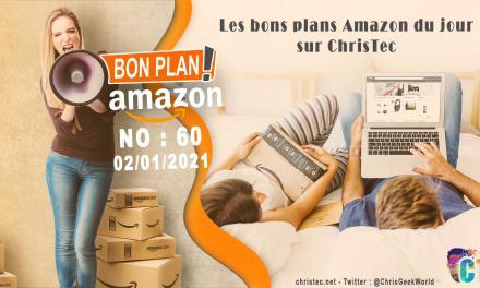 Bons Plans Amazon (60) 02 / 01 / 2021