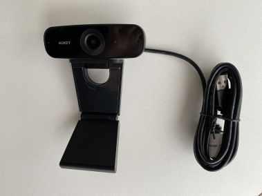 image Test de la webcam 1080p Aukey PC-W3 avec réduction de bruit stéréo 5