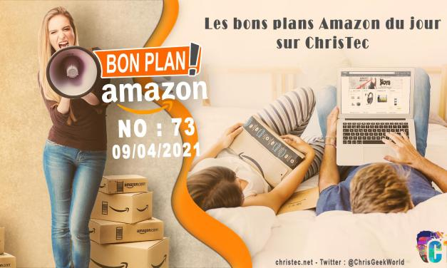 Bons Plans Amazon (73) 09 / 04 / 2021