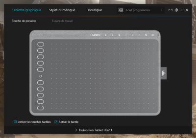 image Test tablette graphique Huion HS611 : parfait pour les débutants 8