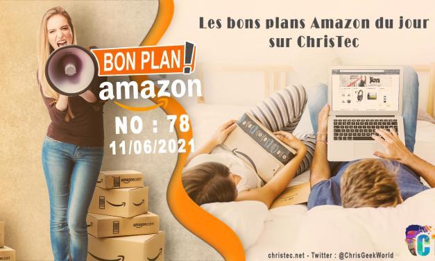 Bons Plans Amazon (78) 11 / 06 / 2021