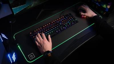 image Test du clavier mécanique gamer G-LAB Keyz CARBON V3 11