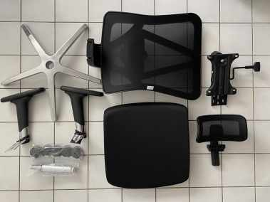 image Test d'une des meilleures chaises de bureau ergonomique de MFavour 16