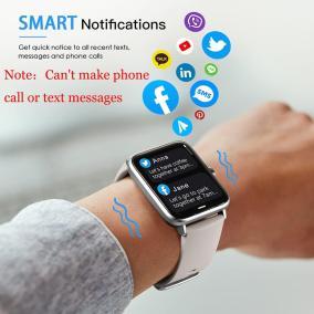 image Concours twitter pour gagner une montre connectée Dirrelo GT01 5