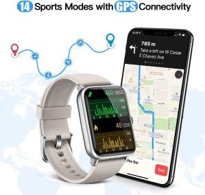 image Concours twitter pour gagner une montre connectée Dirrelo GT01 2