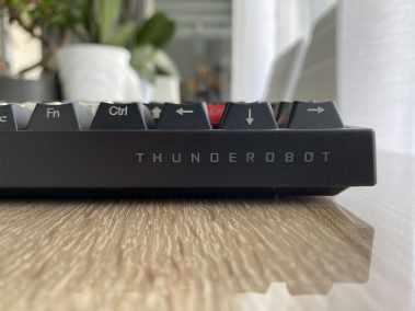 image Test du clavier mécanique sans fil bluetooth ThundeRobot KC3068 8