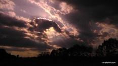 Summer Night Sky Over Belle Plaine Minnesota (2)