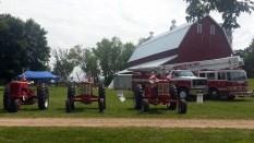 Cedar Lake Farm Tractor Show 072014 (2)