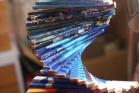 Le jeu des bleus avec De Stael et des Estampes Japonaises