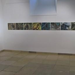 Städtische Galerie im Rathausfletz Neuburg, 2015