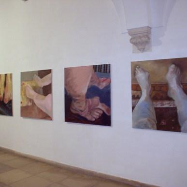 Ansichtssache im Rathausfletz Neuburg /Do., 03.03. 2005 bis 03.04. 2005