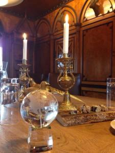 Treasure Globe Boardroom Table