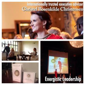 "Christel Rosenkilde Christensen on her ""Treasure - Change the  World Tour"""