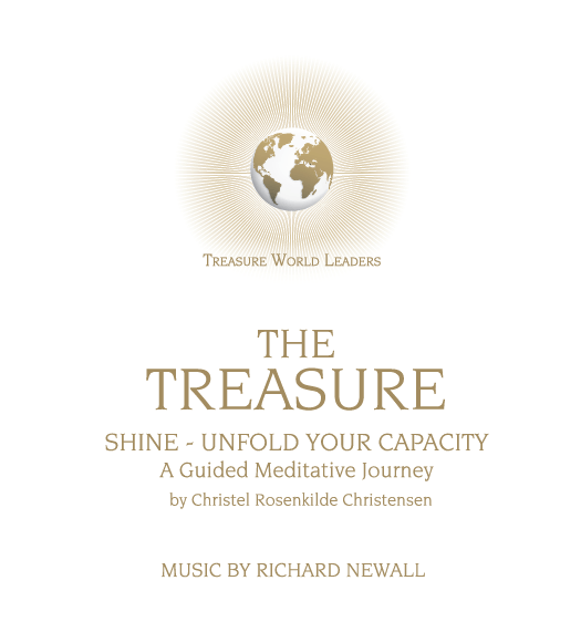 The Treasure: Shine - Unfold your Capacity A Guided Meditative Journey
