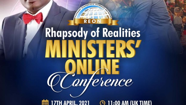 ROR Ministers Online Conference