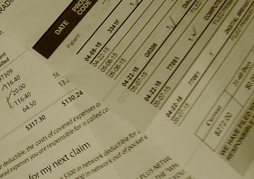 settlements and medical bills