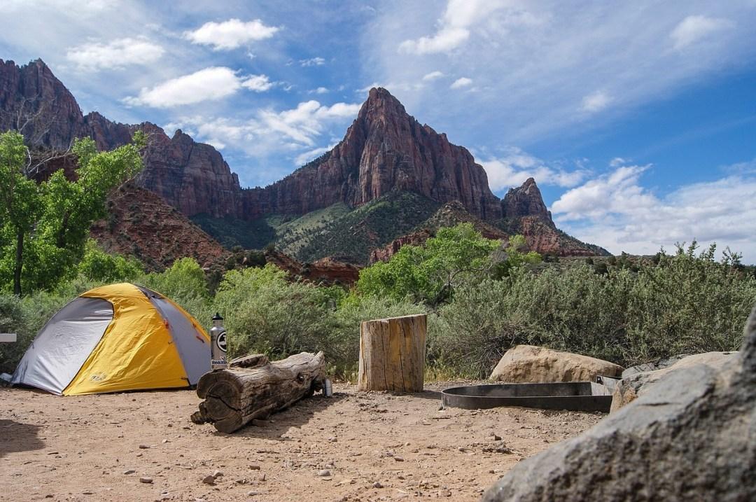 utah camping safety