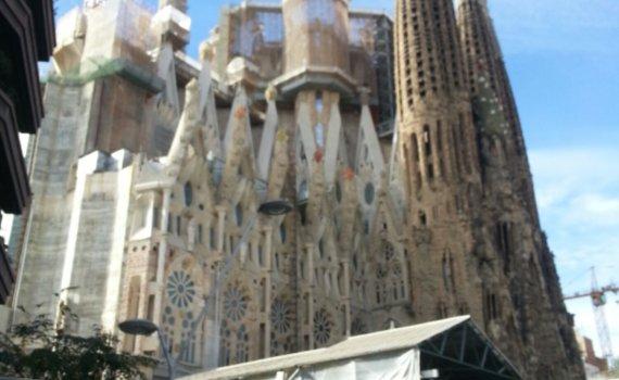 bilder från barcelona