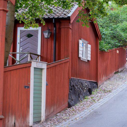 Sågargatan på Söder i Stockholm