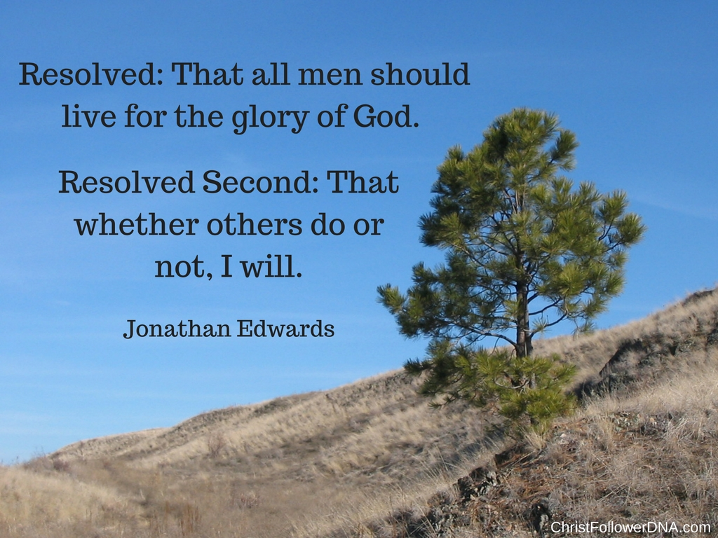 Jonathan Edwards God S Glory