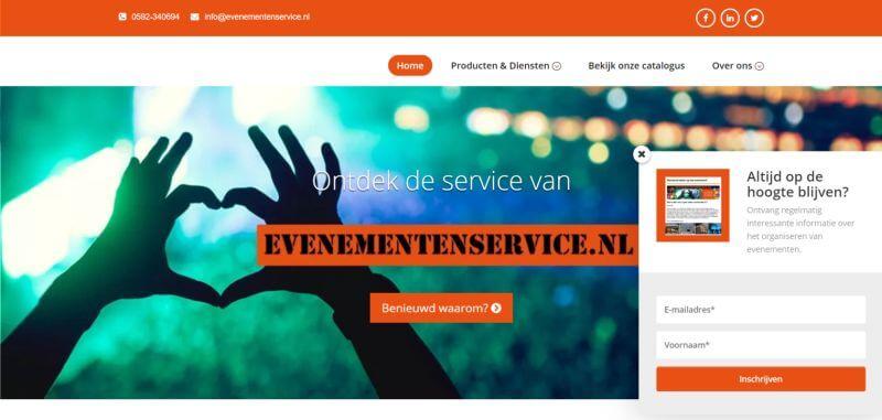 Evenementenservice.nl
