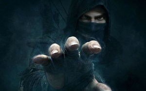 Box art from 2014's Thief video game