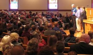 Seeking a new pastorate