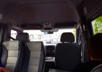 Unser Taxi nach Istanbul