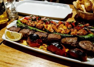 Mixed Grill im Antiochia Concept