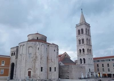 Das Forum in Zadar