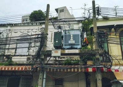 Elektrik Kabel in Bangkok