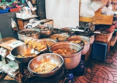 Streetfood in Chinatown Bangkok