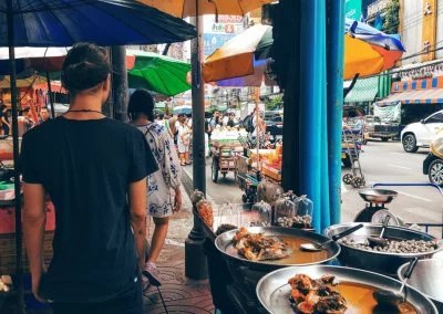 Streetfood Tour in Bangkok
