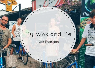 My Wok and Me
