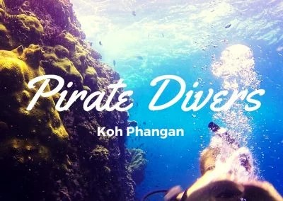 Tauchen mit den Pirate Divers Koh Phangan