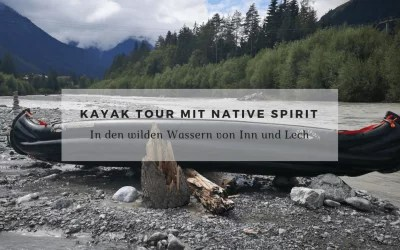 Kayak-Tour mit Native Spirit