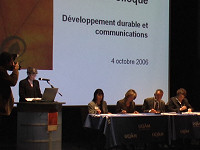 Photo du colloque