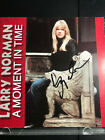 Larry Norman — A MOMENT IN TIME — Rare 1994 CD!! Possibly Autographed