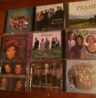Gold City Signed Sealed Delivered Christian Southern Gospel lot of CDs wholesal