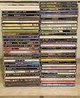 Lot of 58 Music CDs Various Artists Rare Christian Rock Gospel Religious VG+