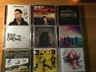 9 autographed Christian cd's Mandisa Casting Crowns Rend Collective The Afters