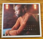 Anthony Evans Altared CD ( Christian worship music) – Fast Shipping