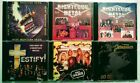 Lot of 6 Christian Metal CDs Righteous Metal Holy Soldier Jerusalem Testify Best