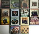 The Inspirations Southern Christian Gospel Music CDs. 14 Disc Collection.