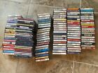 large lot of 100+ [southern gospel] CDs and cassettes tapes christian