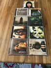 Zao Cds Tooth And Nail Christian Metal 9 Cds Rare Collection